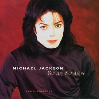 Michael Jackson — You Are Not Alone (studio acapella)