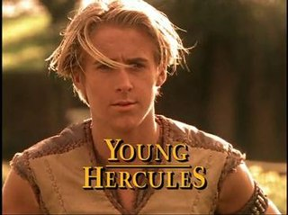 <i>Young Hercules</i> American/New Zealand television series