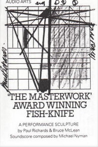 'The Masterwork' Award Winning Fish-Knife - Image: 'The Masterwork' Award Winning Fish Knife (cover)