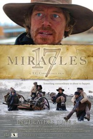 17 Miracles - Film poster