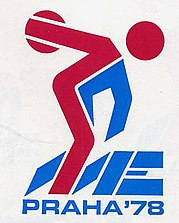The logo of the 1978 European Athletics Championships