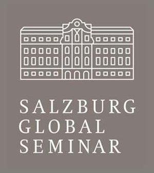Salzburg Global Seminar - Image: 2013 SGS Logo