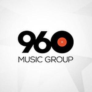 960 Music Group - Image: 960Music Updated Logo