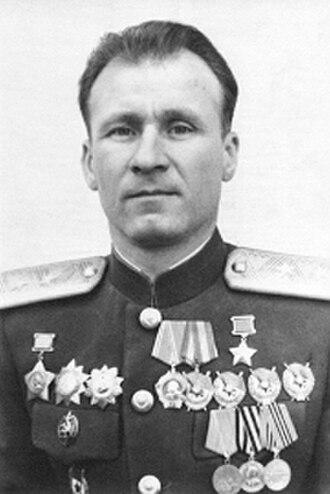 Andrey Matveyevich Andreyev - Image: A.M. Andreyev