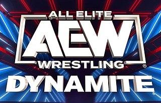 <i>AEW Dynamite</i> All Elite Wrestling television program