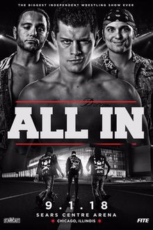 All In (professional wrestling event) - Wikipedia