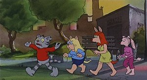 Fritz the Cat (film) - Image: A Soul Tormented