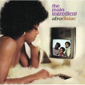 Afrodisiac (The Main Ingredient album) - Image: Afrodisiac (album)