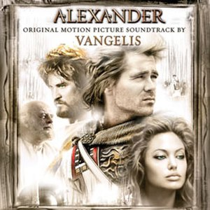 Alexander (soundtrack) - Image: Alexander cover