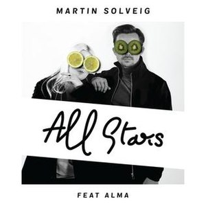 All Stars (song) - Image: All Stars Martin Solveig