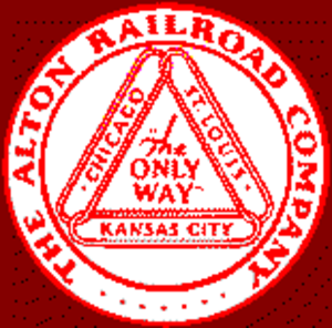 Alton Railroad - Image: Alton Railroad (logo)