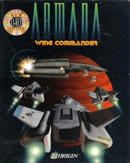 <i>Wing Commander: Armada</i> 1994 video game