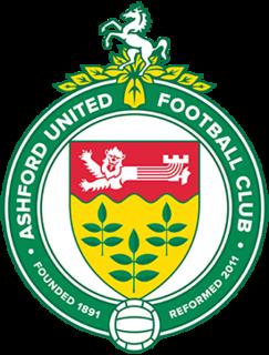 Ashford United F.C. Association football club in England