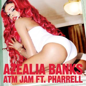 ATM Jam - Image: Azealia Banks ATM Jam