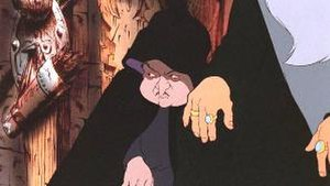 Gríma Wormtongue - Gríma, as portrayed in Ralph Bakshi's The Lord of the Rings