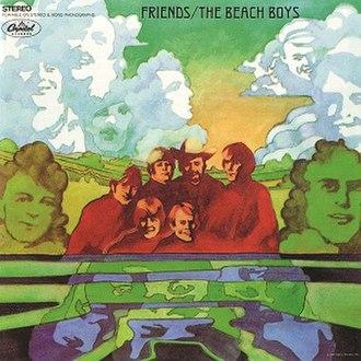 Friends (The Beach Boys album) - Image: Beach Boys Friends