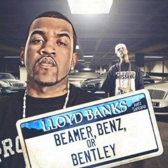 Beamer, Benz, or Bentley - Image: Beamer, Benz, or Bentley cover