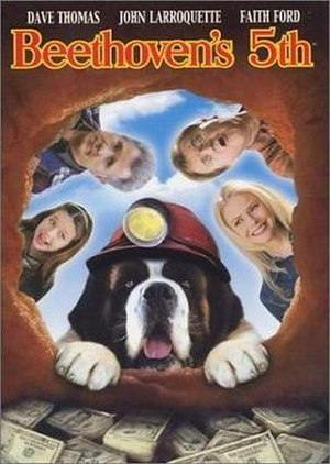 Beethoven's 5th (film) - DVD cover
