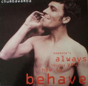 (Someone's Always Telling You How To) Behave - Image: Behave Chumbawamba