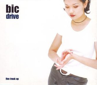 Drive (Bic Runga EP) - Image: Bic Runga Drive EP