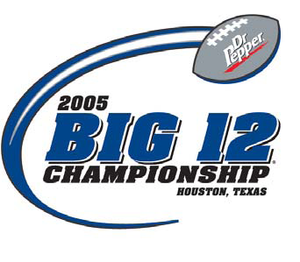 2005 Big 12 Championship Game - 2005 Big 12 Championship game logo