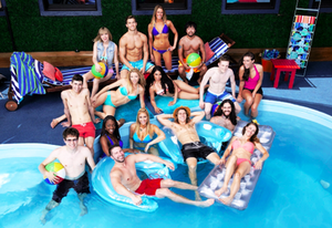 Big Brother 17 (U.S.) - Image: Big Brother 17 cast