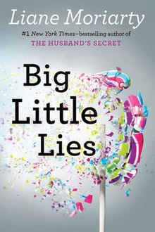Image result for Big Little Lies novel