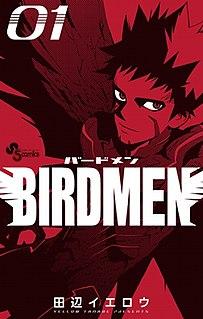 <i>Birdmen</i> (manga) Japanese manga series