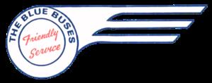 Blue Bus lines (Oregon) - Image: Blue Buses logo