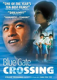Filmposter Blue Gate Crossing