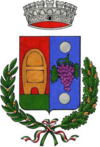 Coat of arms of Borore