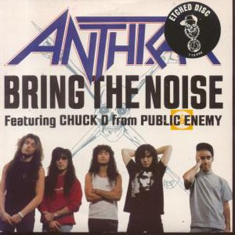 Bring the Noise - Image: Bringthenoise