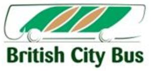 British City Bus - The British City Bus logo