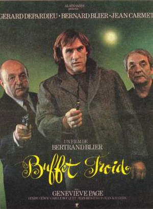 Buffet froid - Theatrical release poster