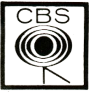 CBS Records International - Image: CBS Records
