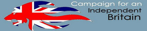 Campaign for an Independent Britain - Image: Campaign for an Independent Britain Logo