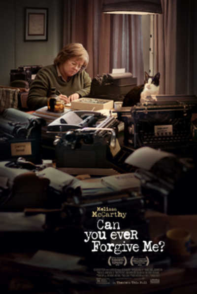 Picture of a movie: Can You Ever Forgive Me?