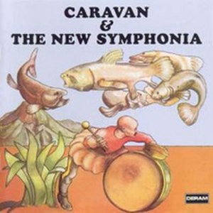 Caravan and the New Symphonia - Image: Caravan and the New Symphonia cover