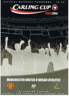 2006 Football League Cup Final association football match
