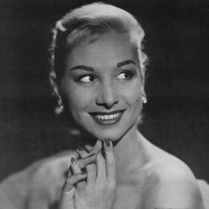 Cathy Carr - Promotional photograph of Cathy Carr, 1956
