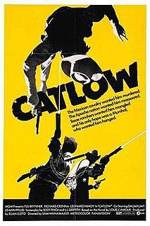 <i>Catlow</i> 1971 Western film by Sam Wanamaker