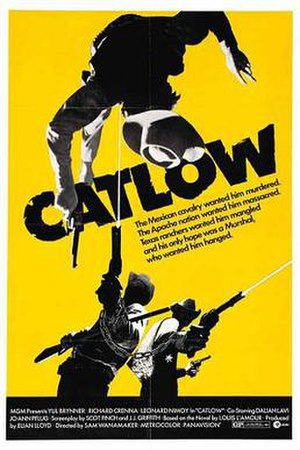 Catlow - Image: Catlow Poster
