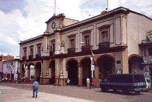 Ciudad Hidalgo, Michoacán - Municipal Palace of Hidalgo