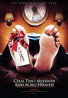 <i>The Extremely Tragic Story of Celal Tan and His Family</i> 2011 film by Onur Ünlü
