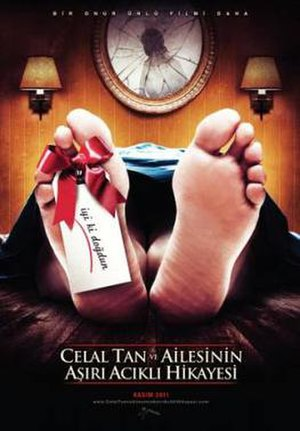 The Extremely Tragic Story of Celal Tan and His Family - Theatrical Poster