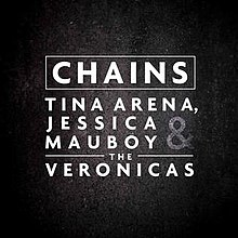 Chains by Tina Arena, Jessica Mauboy and The Veronicas single.jpg