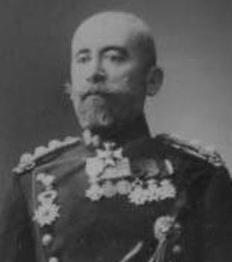 Anastasios Charalambis - Anastasios Charalambis as a Colonel
