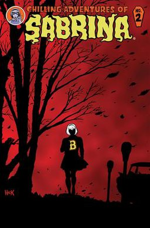 Chilling Adventures of Sabrina - Image: Chilling Adventures Of Sabrina issue 2