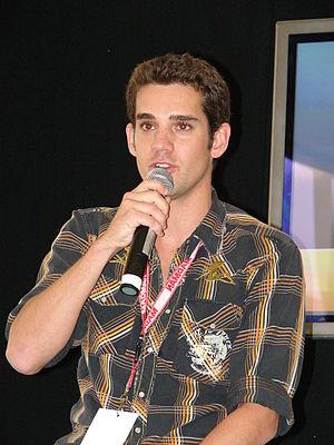 Clayton Watson - Watson at the Supanova convention in Brisbane 2007
