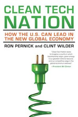 Clean Tech Nation - Image: Clean Tech Nation (book)